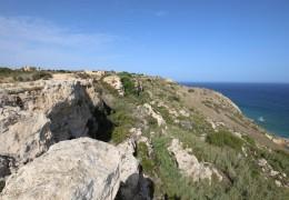 Calypso's Cave in Gozo