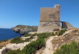 Mgarr ix-Xini Coastal Tower