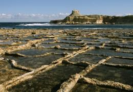 Salt Pans in Gozo