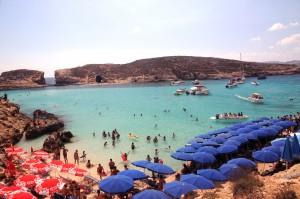 Comino Island - Blue Lagoon