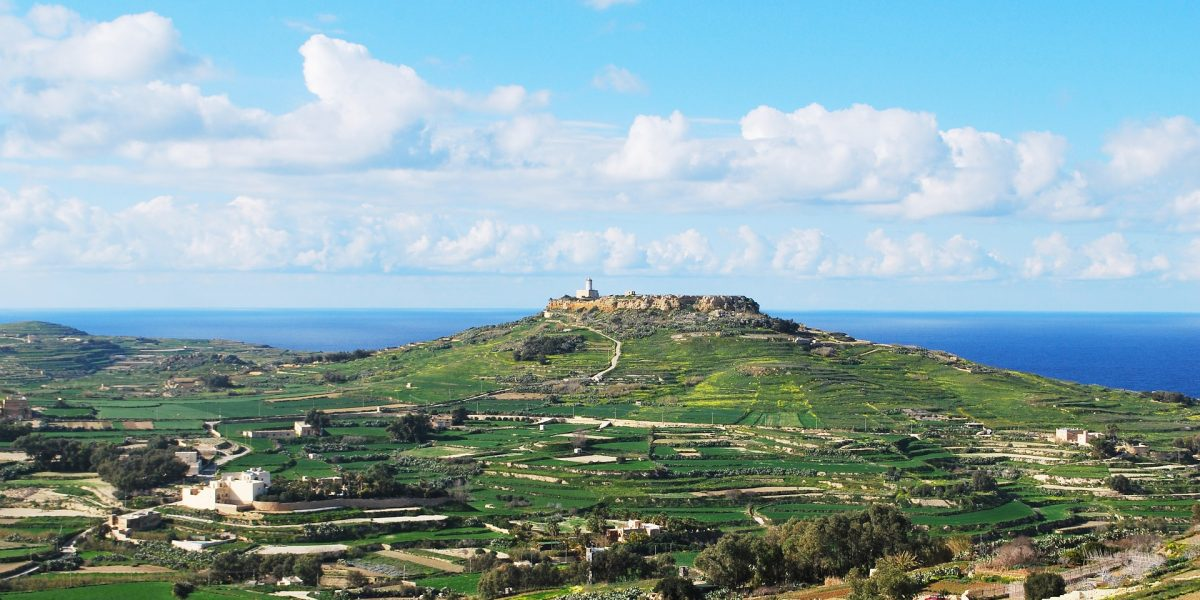 Gozo the little sister island of Malta